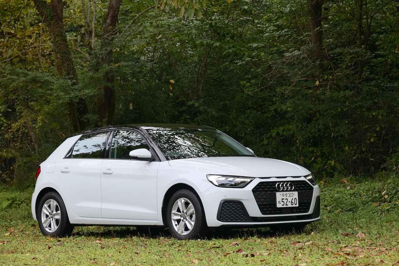 画像1: 【ミニ試乗記】Audi A1 Sportback 25 TFSI