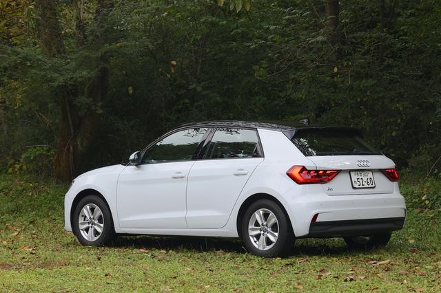 画像4: 【ミニ試乗記】Audi A1 Sportback 25 TFSI