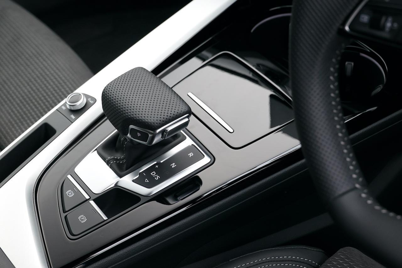 画像3: 【ミニ試乗記】Audi A4 45 TFSI quattro S line
