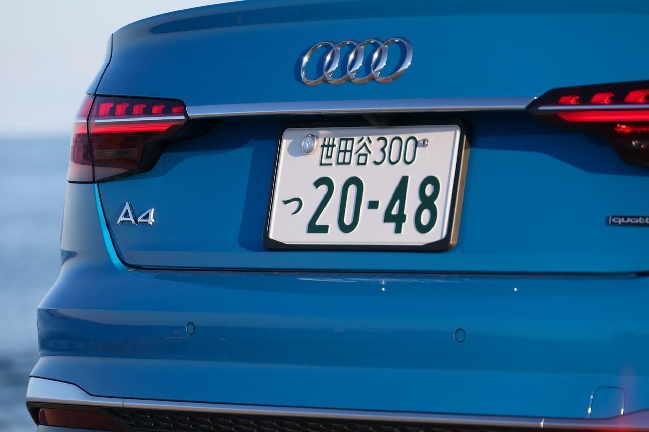 画像5: 【ミニ試乗記】Audi A4 45 TFSI quattro S line