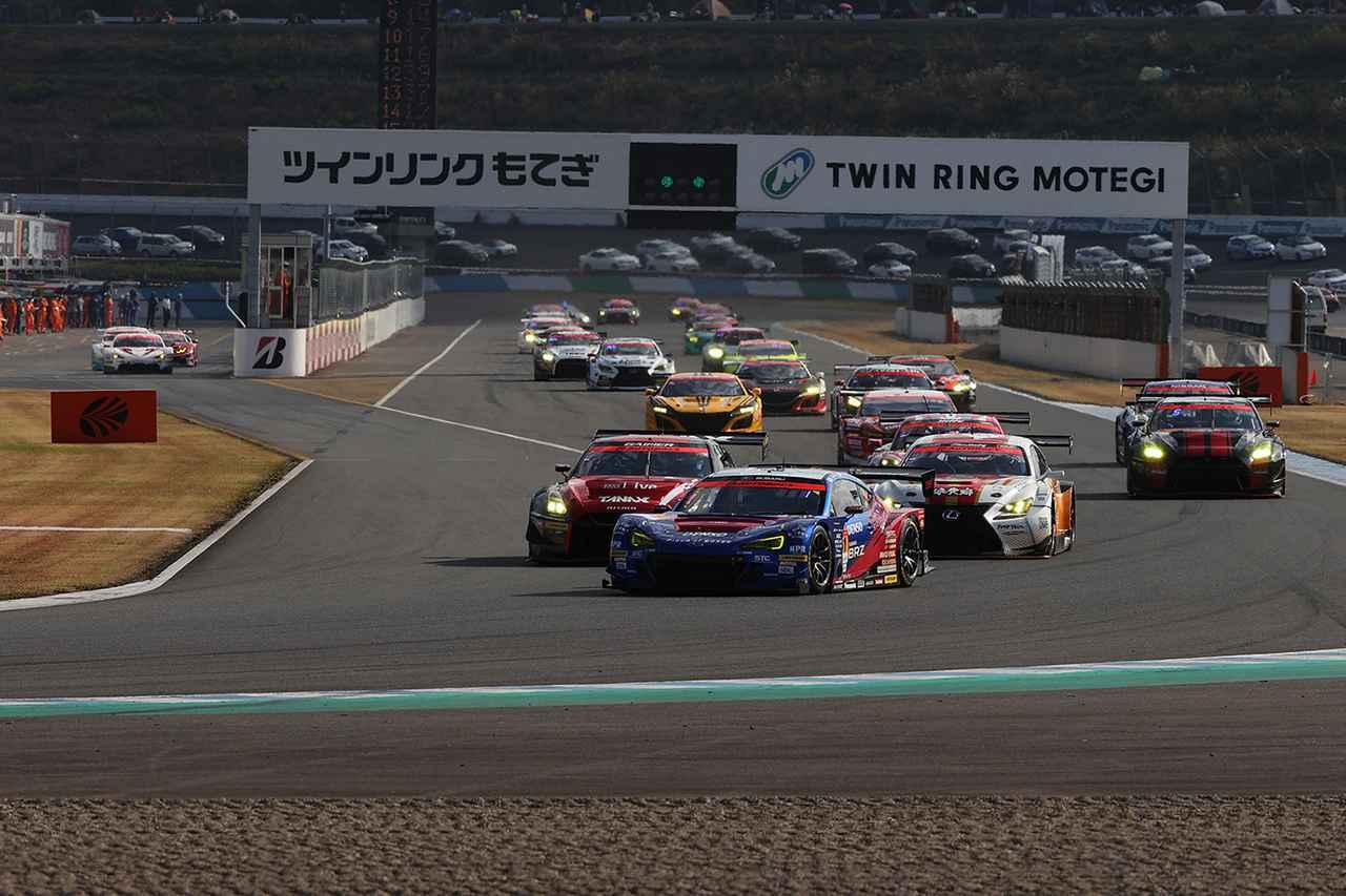画像: 【SUPER GT Rd.7 Motegi】Audi Team Hitotsuyamaが13位完走