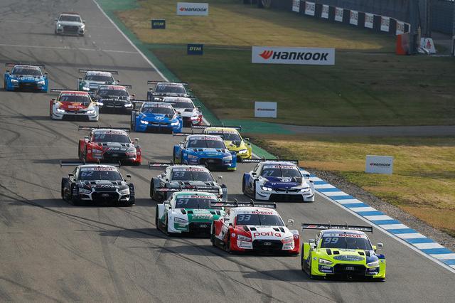 画像2: 【DTM Rd.9 Hockenheim】Audiが有終の美