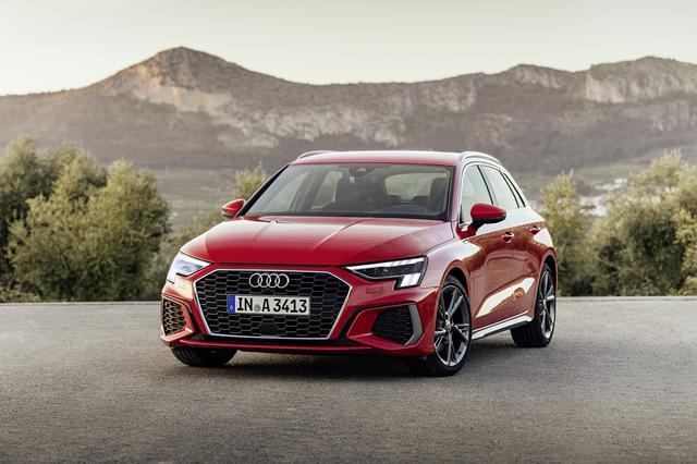 画像1: 「Audi A3」がゴールデンステアリングホイール賞を受賞