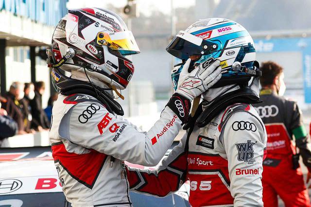 画像4: 【DTM Rd.9 Hockenheim】Audiが有終の美
