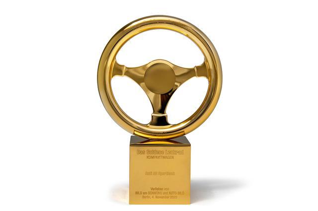 画像2: 「Audi A3」がゴールデンステアリングホイール賞を受賞