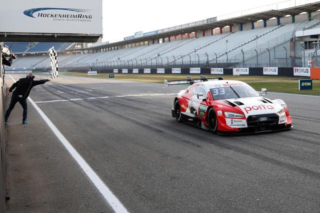 画像1: 【DTM Rd.9 Hockenheim】Audiが有終の美