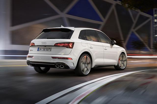 画像3: 「Audi SQ5」がマイナーチェンジ