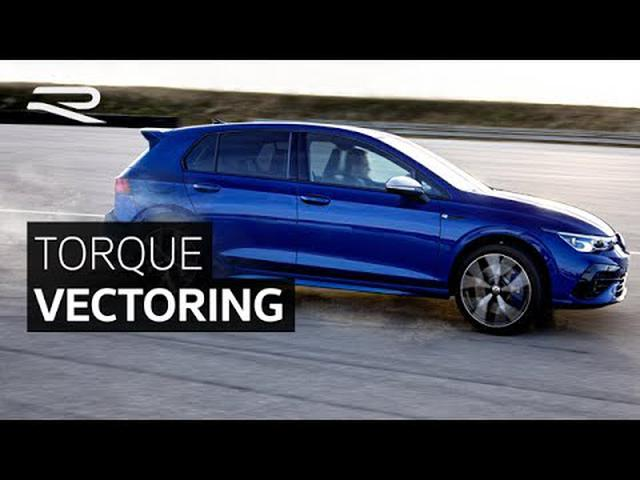 画像: R-Performance Torque Vectoring | Volkswagen R youtu.be