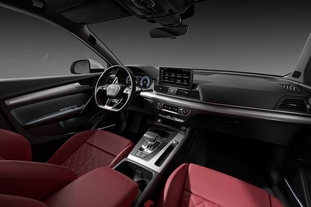 画像2: 「Audi SQ5」がマイナーチェンジ