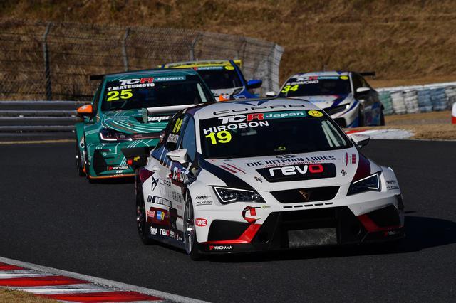 画像10: 【TCRJ Rd.4 AUTOPOLIS】AudiとCupraが勝利