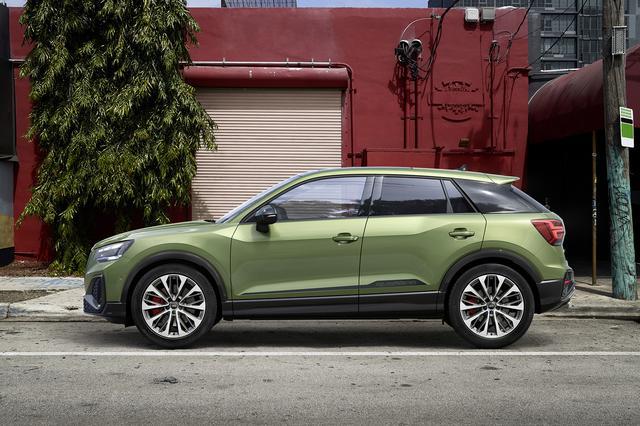 画像3: 「Audi SQ2」がマイナーチェンジ