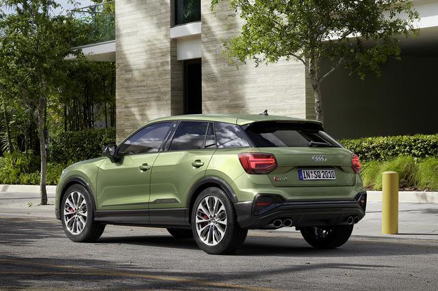 画像4: 「Audi SQ2」がマイナーチェンジ