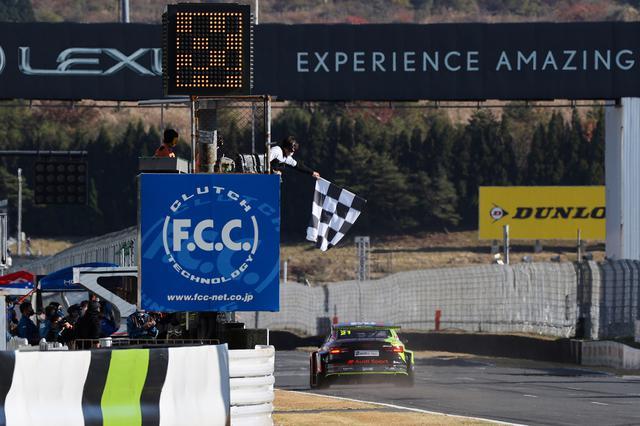 画像1: 【TCRJ Rd.4 AUTOPOLIS】AudiとCupraが勝利