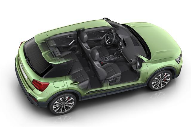 画像6: 「Audi SQ2」がマイナーチェンジ