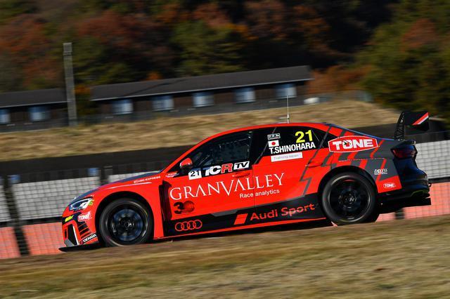 画像2: 【TCRJ Rd.4 AUTOPOLIS】AudiとCupraが勝利