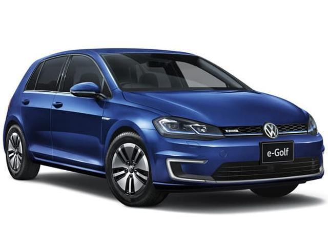 画像: 特別仕様車「eゴルフ プレミアム」発売 - 8speed.net VW、Audi、Porscheがもっと楽しくなる自動車情報サイト