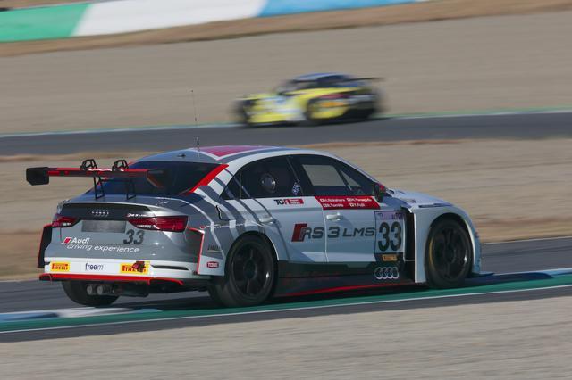 画像2: 【S耐 もてぎ5時間】Audi driving experienceチームが3位表彰台