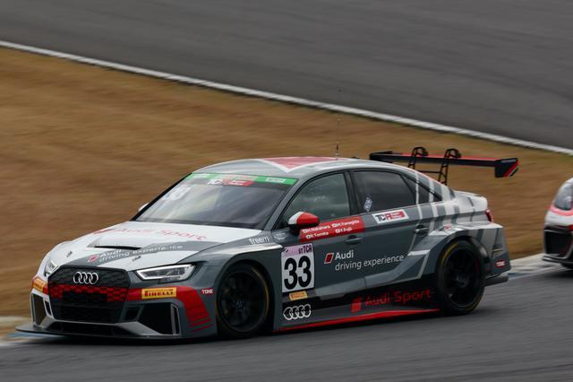 画像4: 【S耐 もてぎ5時間】Audi driving experienceチームが3位表彰台
