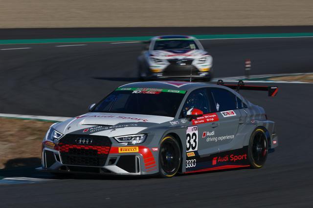 画像1: 【S耐 もてぎ5時間】Audi driving experienceチームが3位表彰台
