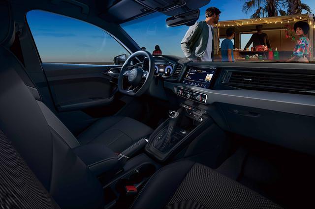 画像3: 限定車「Audi A1 citycarver limited edition」を発売
