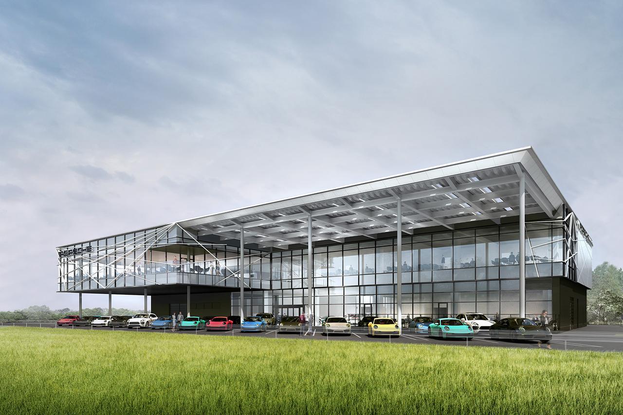 画像2: 2021年夏に「ポルシェ・エクスペリエンスセンター東京」がオープン