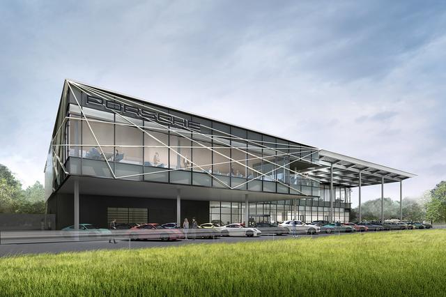 画像3: 2021年夏に「ポルシェ・エクスペリエンスセンター東京」がオープン