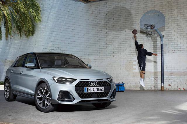 画像2: 限定車「Audi A1 citycarver limited edition」を発売
