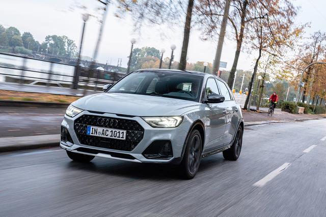 画像1: 限定車「Audi A1 citycarver limited edition」を発売