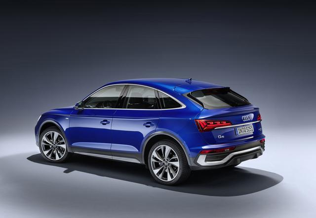 画像3: 「Audi Q5 Sportback」「Audi SQ5 Sportback」登場