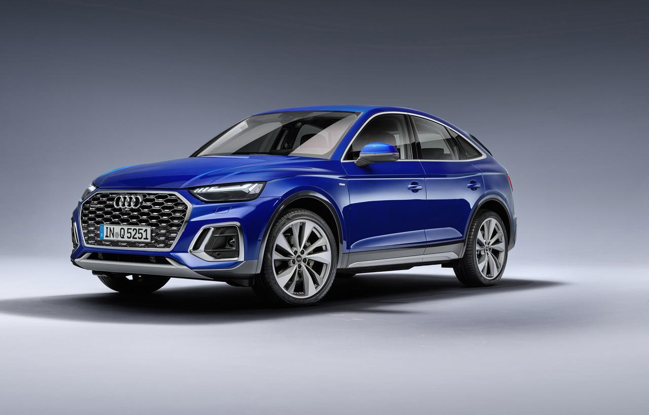 画像1: 「Audi Q5 Sportback」「Audi SQ5 Sportback」登場
