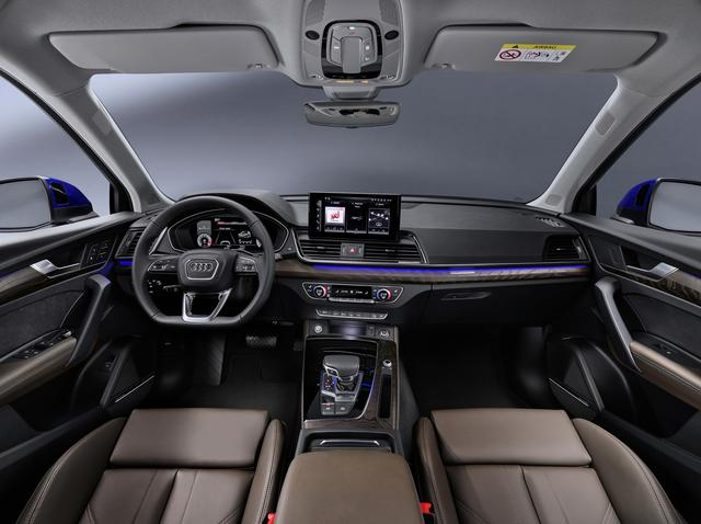 画像5: 「Audi Q5 Sportback」「Audi SQ5 Sportback」登場