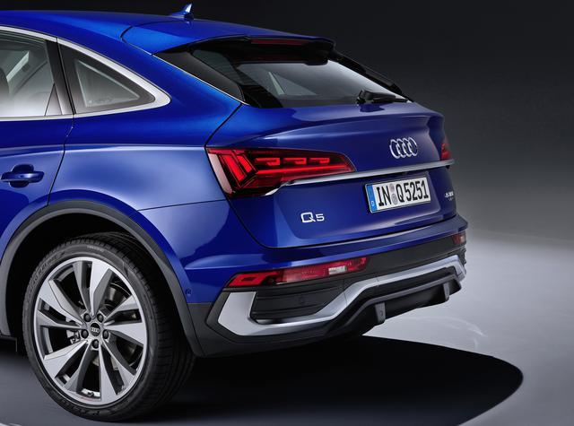 画像4: 「Audi Q5 Sportback」「Audi SQ5 Sportback」登場