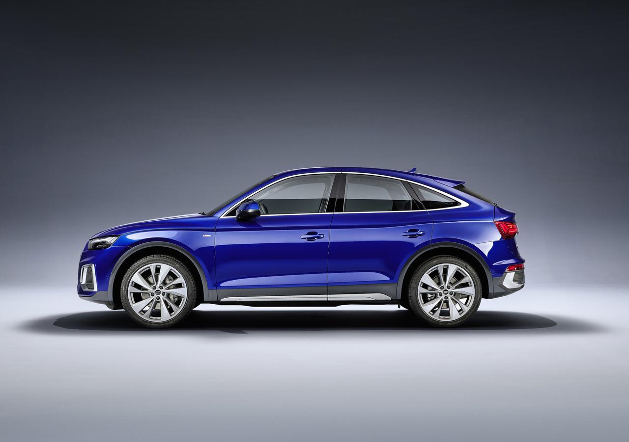 画像2: 「Audi Q5 Sportback」「Audi SQ5 Sportback」登場