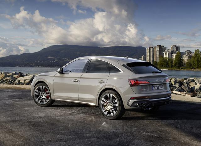 画像7: 「Audi Q5 Sportback」「Audi SQ5 Sportback」登場
