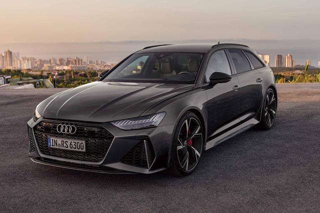 画像2: Audi RS 6 Avant