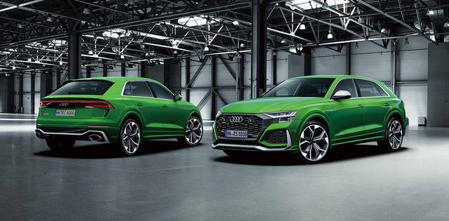 画像1: Audi RS Q8