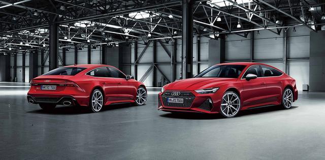 画像1: Audi RS 7 Sportback