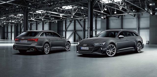 画像1: Audi RS 6 Avant