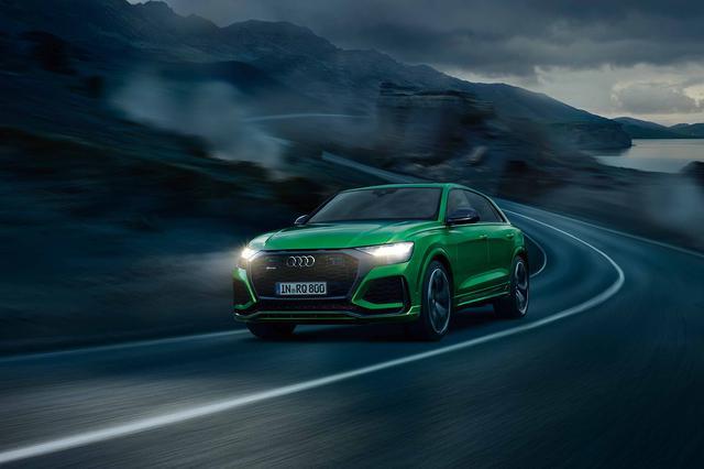 画像2: Audi RS Q8