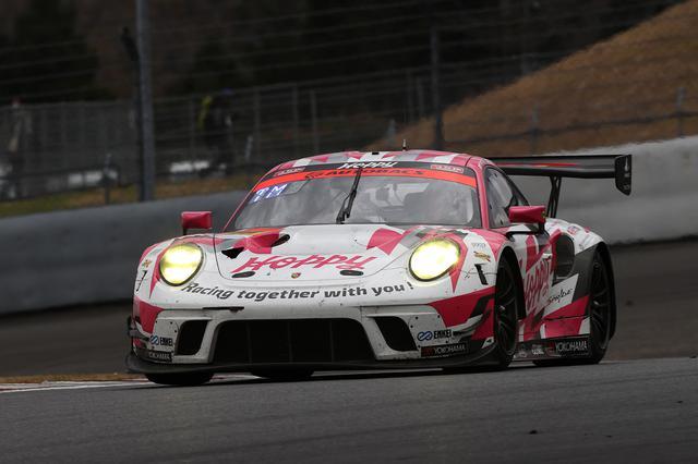 画像: #25 HOPPY Porsche