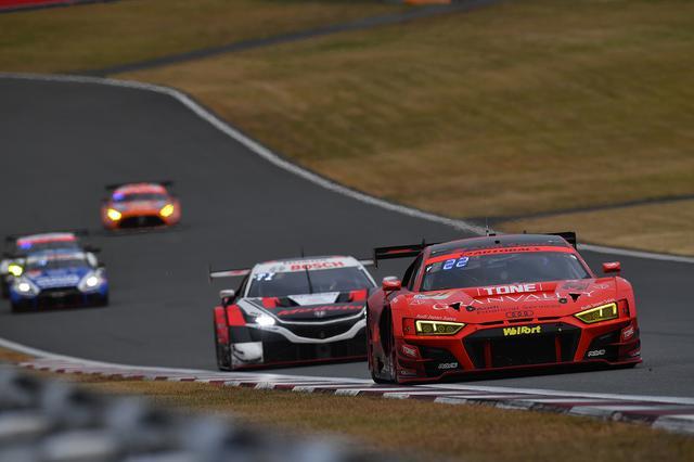 画像3: #21 Hitotsuyama Audi R8 LMS