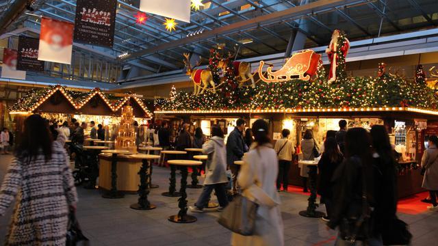 画像: クリスマスマーケット 2020 ROPPONGI HILLS CHRISTMAS 2020