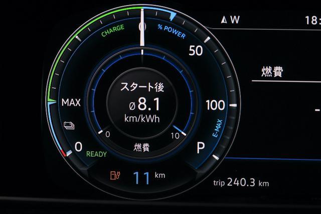 画像3: 【e-Golf】EVで高速を走ると?