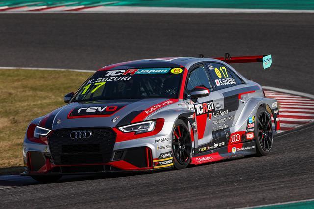 画像7: 【TCRJ Rd.5 SUZUKA】Audiの篠原選手がSundayシリーズで2連勝