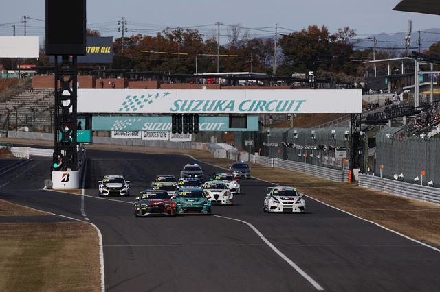 画像8: 【TCRJ Rd.5 SUZUKA】Audiの篠原選手がSundayシリーズで2連勝