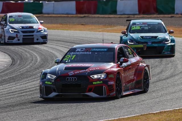 画像9: 【TCRJ Rd.5 SUZUKA】Audiの篠原選手がSundayシリーズで2連勝