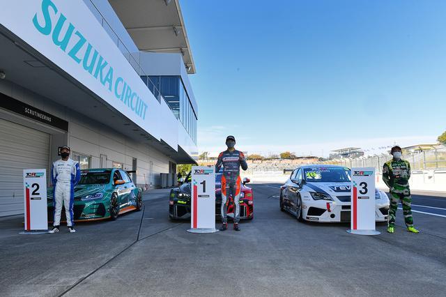 画像11: 【TCRJ Rd.5 SUZUKA】Audiの篠原選手がSundayシリーズで2連勝