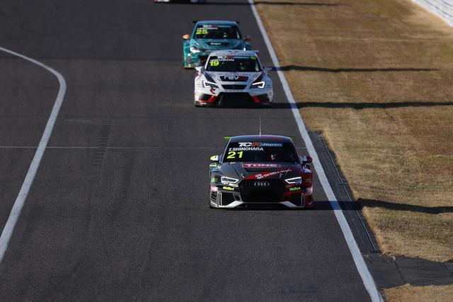 画像3: 【TCRJ Rd.5 SUZUKA】Audiの篠原選手がSundayシリーズで2連勝