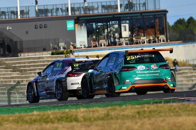 画像4: 【TCRJ Rd.5 SUZUKA】Audiの篠原選手がSundayシリーズで2連勝