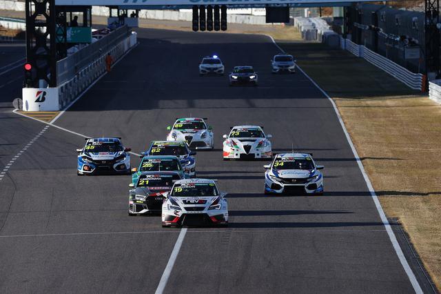 画像2: 【TCRJ Rd.5 SUZUKA】Audiの篠原選手がSundayシリーズで2連勝